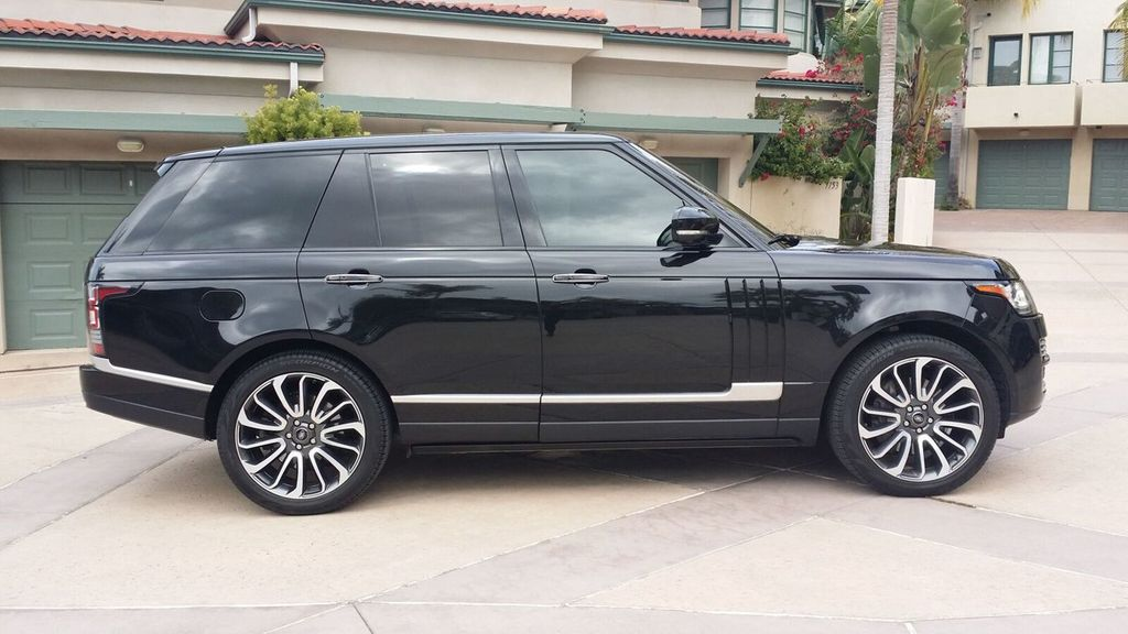 2014 Land Rover Range Rover HSE SuperCharged Autobiography - 15697756 - 25