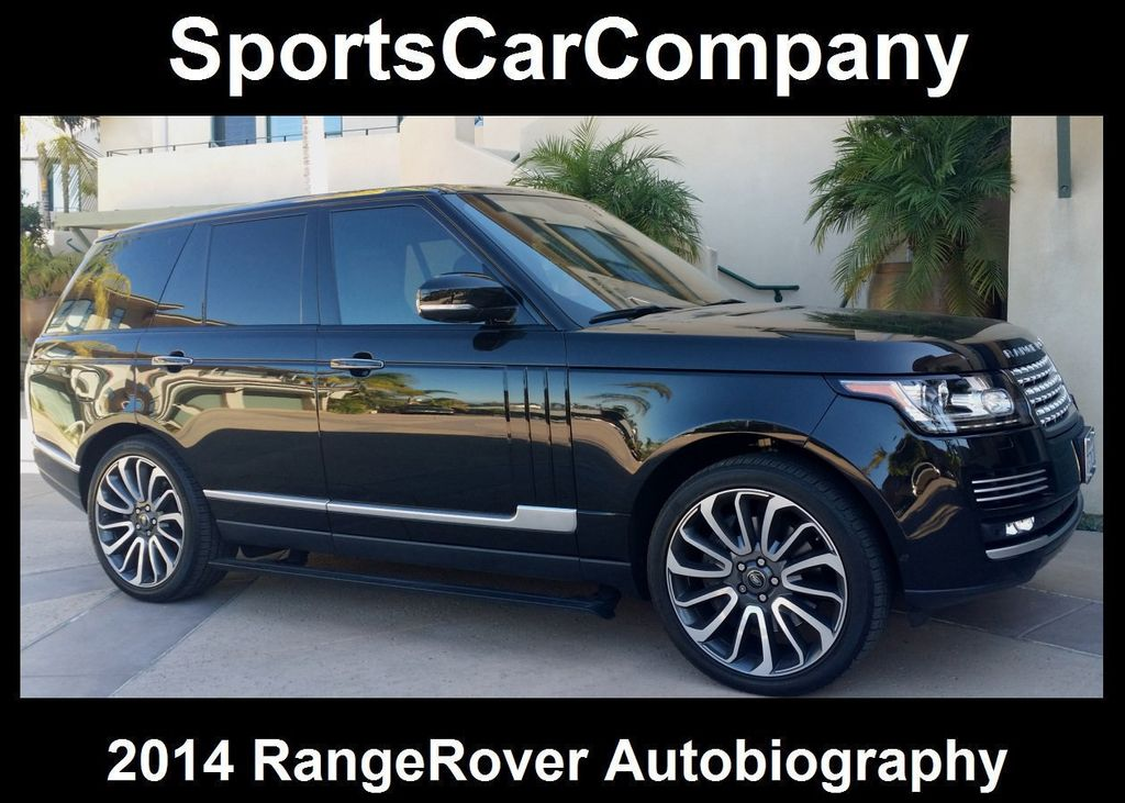 2014 Land Rover Range Rover HSE SuperCharged Autobiography - 15697756 - 2