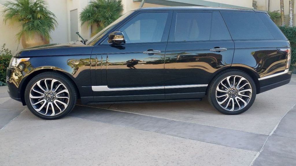2014 Land Rover Range Rover HSE SuperCharged Autobiography - 15697756 - 3