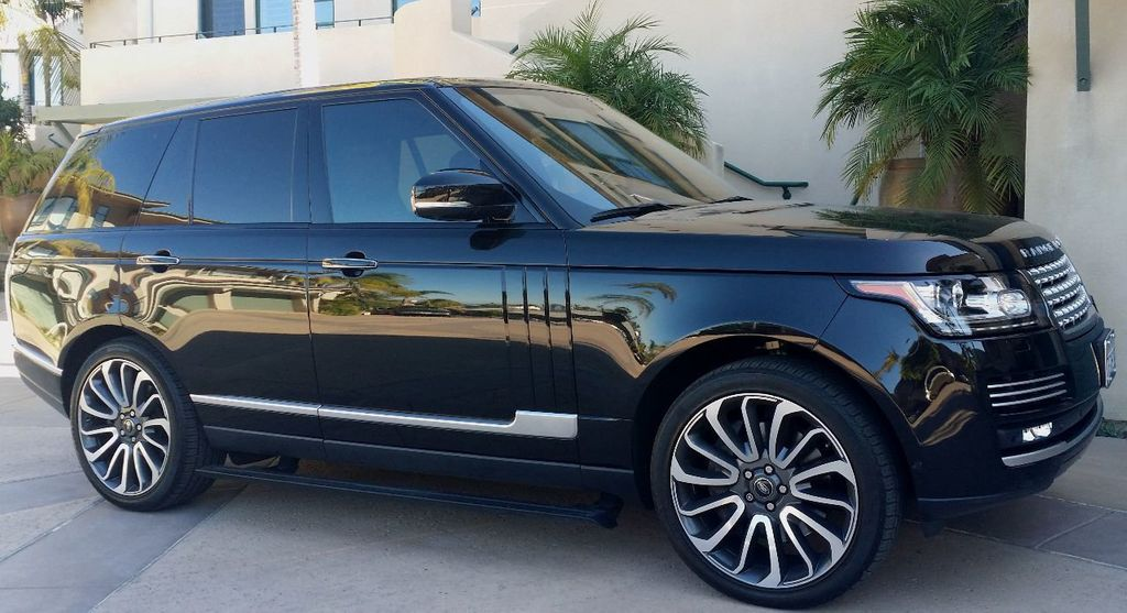 2014 Land Rover Range Rover HSE SuperCharged Autobiography - 15697756 - 46