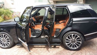 2014 Land Rover Range Rover HSE SuperCharged Autobiography - Click to see full-size photo viewer