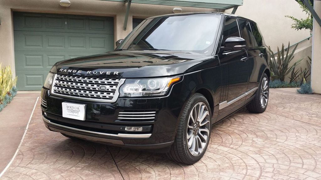 2014 Land Rover Range Rover HSE SuperCharged Autobiography - 15697756 - 51