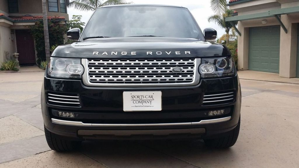 2014 Land Rover Range Rover HSE SuperCharged Autobiography - 15697756 - 53