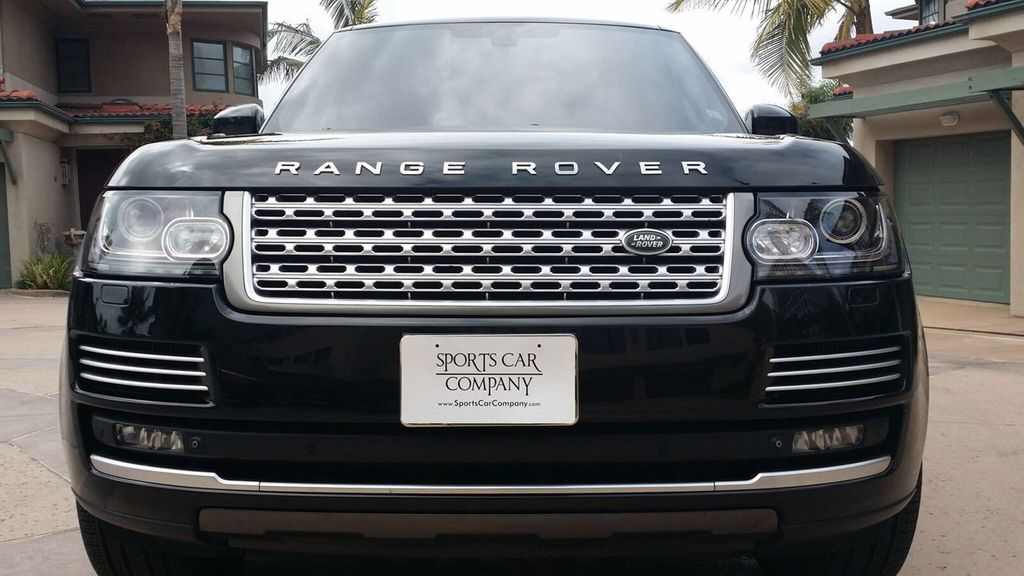 2014 Land Rover Range Rover HSE SuperCharged Autobiography - 15697756 - 5