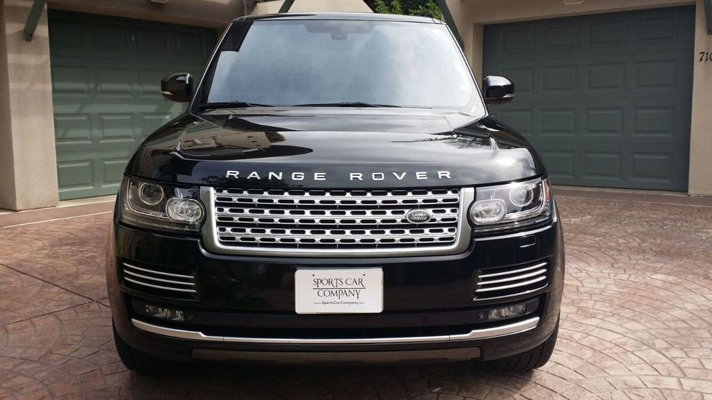 2014 Land Rover Range Rover HSE SuperCharged Autobiography - 15697756 - 58