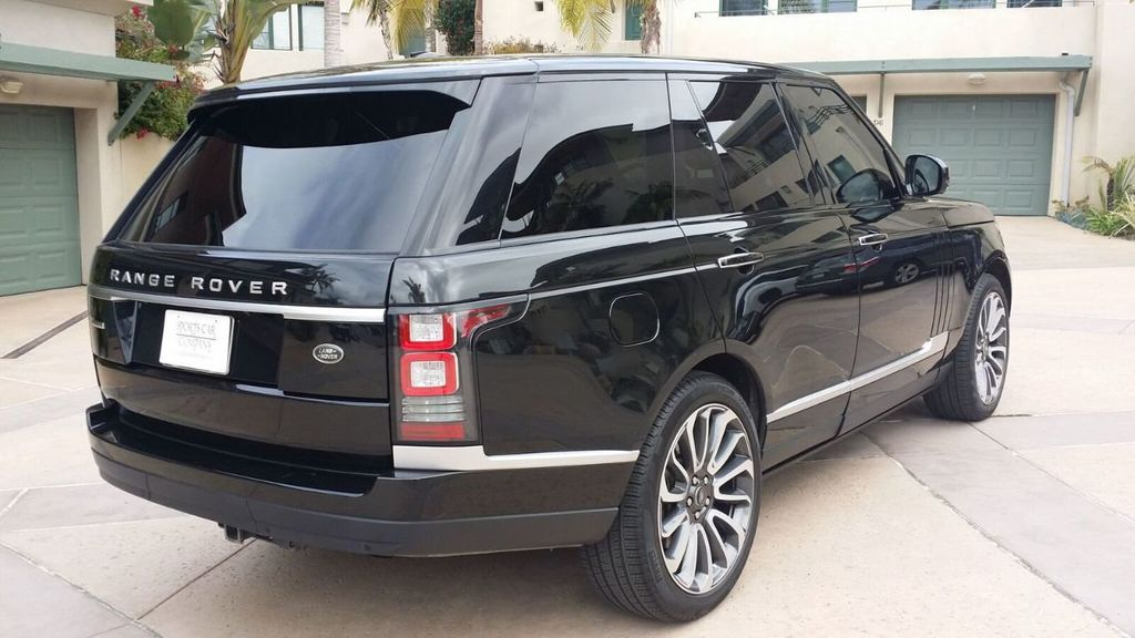 2014 Land Rover Range Rover HSE SuperCharged Autobiography - 15697756 - 7