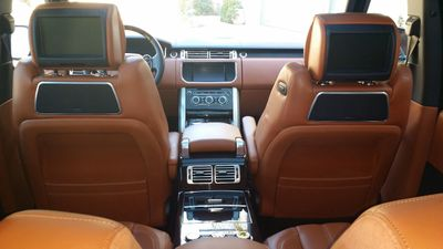 2014 Land Rover Range Rover SuperCharged Autobiography - Click to see full-size photo viewer