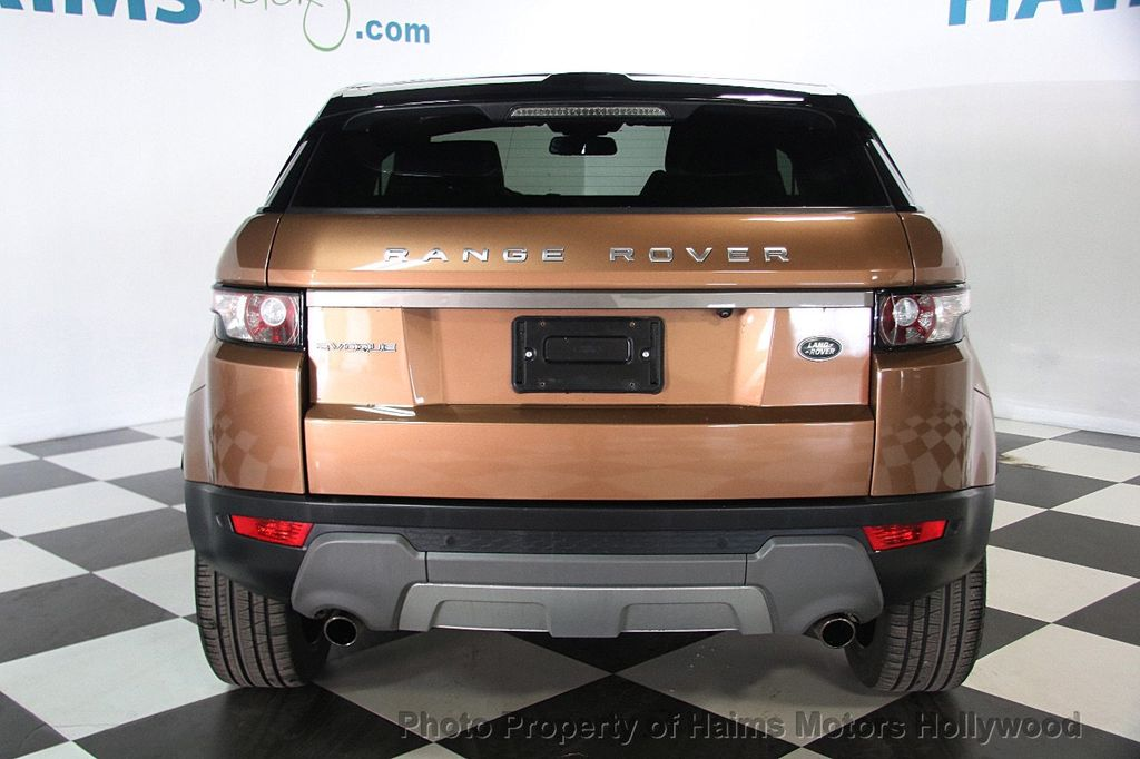 2014 used land rover range rover evoque 2dr coupe pure premium at haims motors ft lauderdale. Black Bedroom Furniture Sets. Home Design Ideas