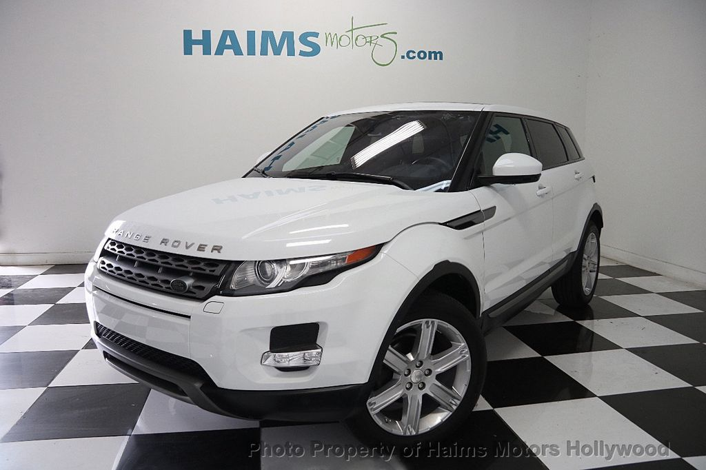 2014 Land Rover Range Rover Evoque 5dr Hatchback Pure Plus - 16334406 - 0