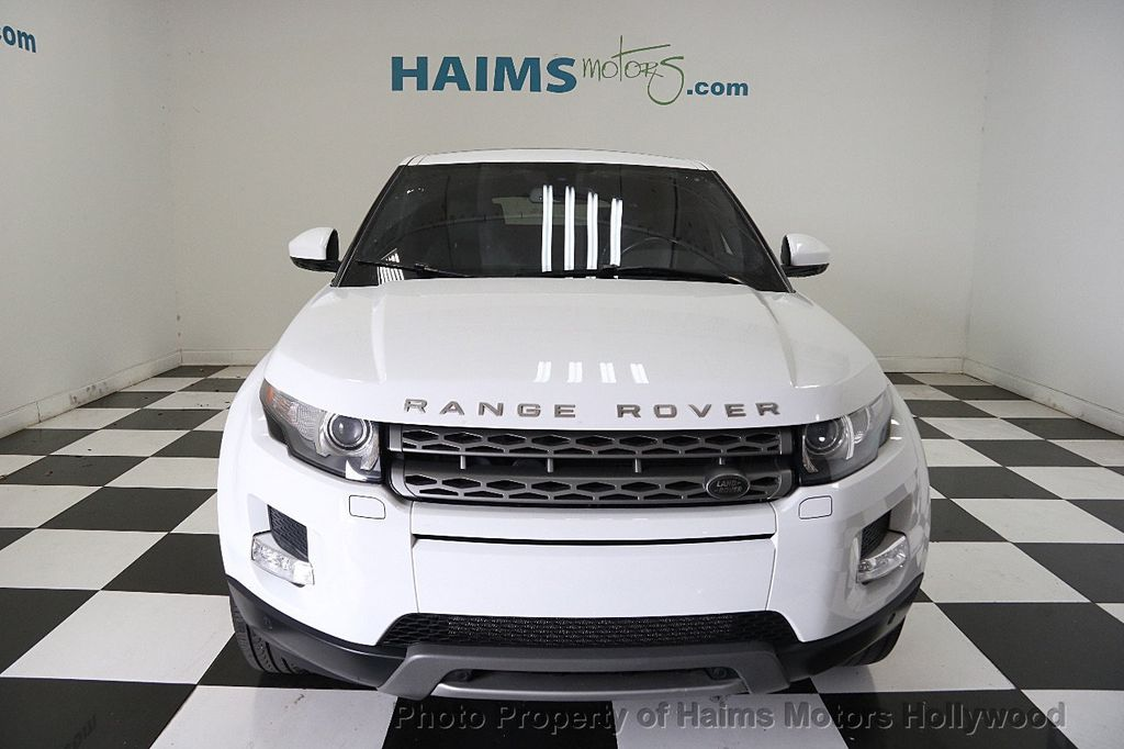 2014 Land Rover Range Rover Evoque 5dr Hatchback Pure Plus - 16334406 - 1