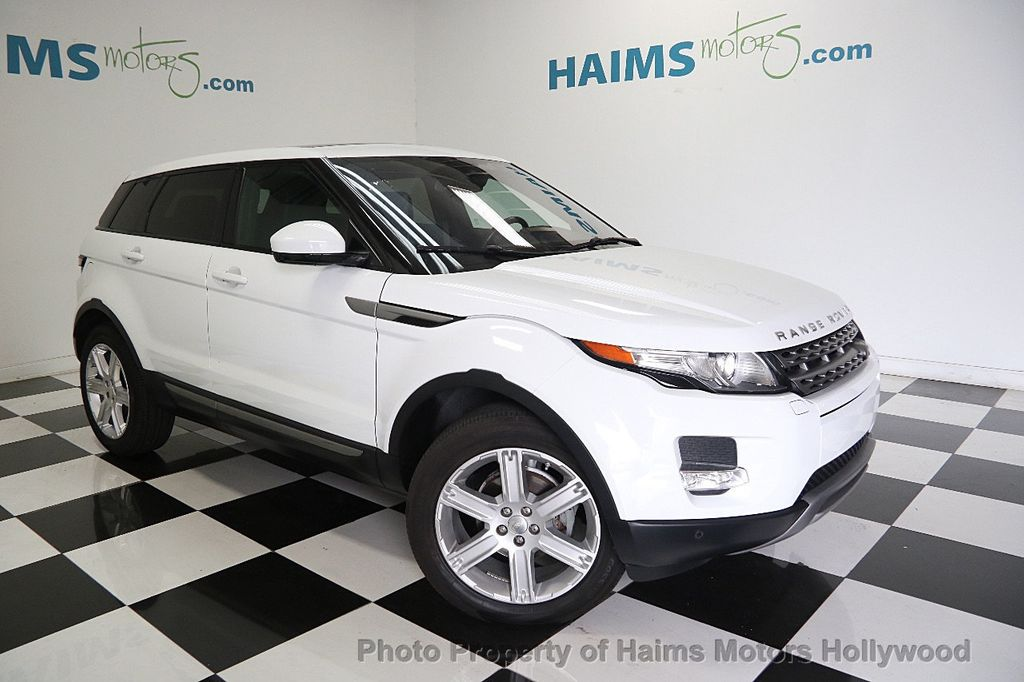 2014 Land Rover Range Rover Evoque 5dr Hatchback Pure Plus - 16334406 - 2
