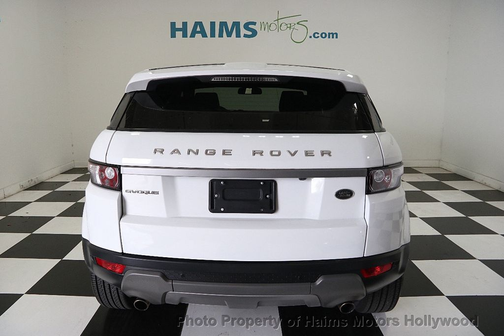2014 Land Rover Range Rover Evoque 5dr Hatchback Pure Plus - 16334406 - 4