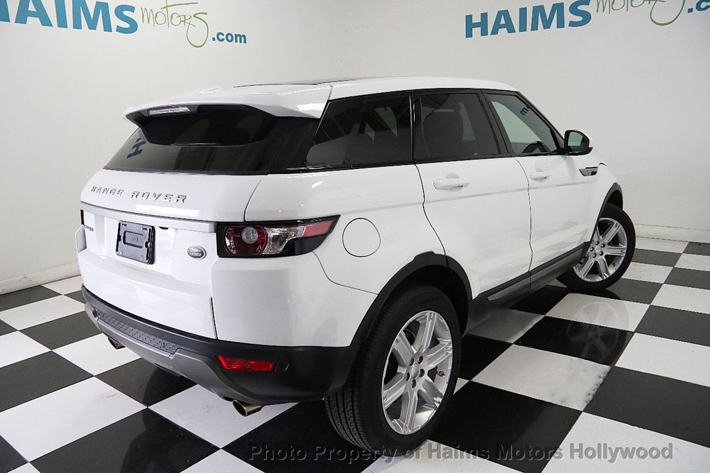 2014 Land Rover Range Rover Evoque 5dr Hatchback Pure Plus - 16334406 - 5