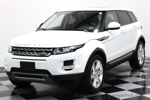 2014 used land rover range rover evoque certified evoque pure plus awd suv camera navi at. Black Bedroom Furniture Sets. Home Design Ideas