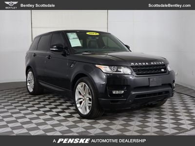 2014 Land Rover Range Rover Sport 4WD 4dr Autobiography SUV
