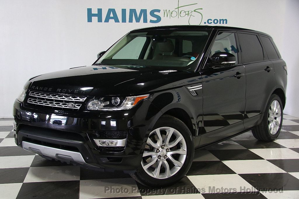 2014 Used Land Rover Range Rover Sport 4WD 4dr HSE at Haims Motors