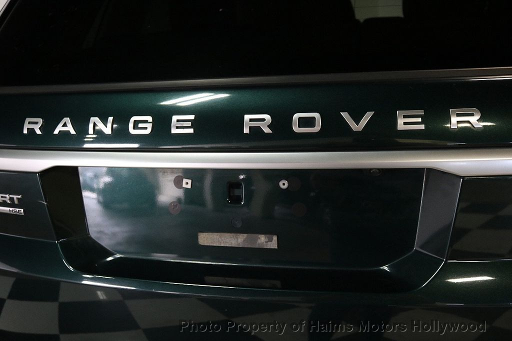 2014 Land Rover Range Rover Sport 4WD 4dr HSE - 18411530 - 9