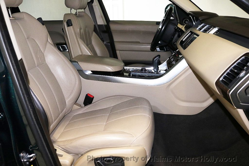 2014 Land Rover Range Rover Sport 4WD 4dr HSE - 18411530 - 16