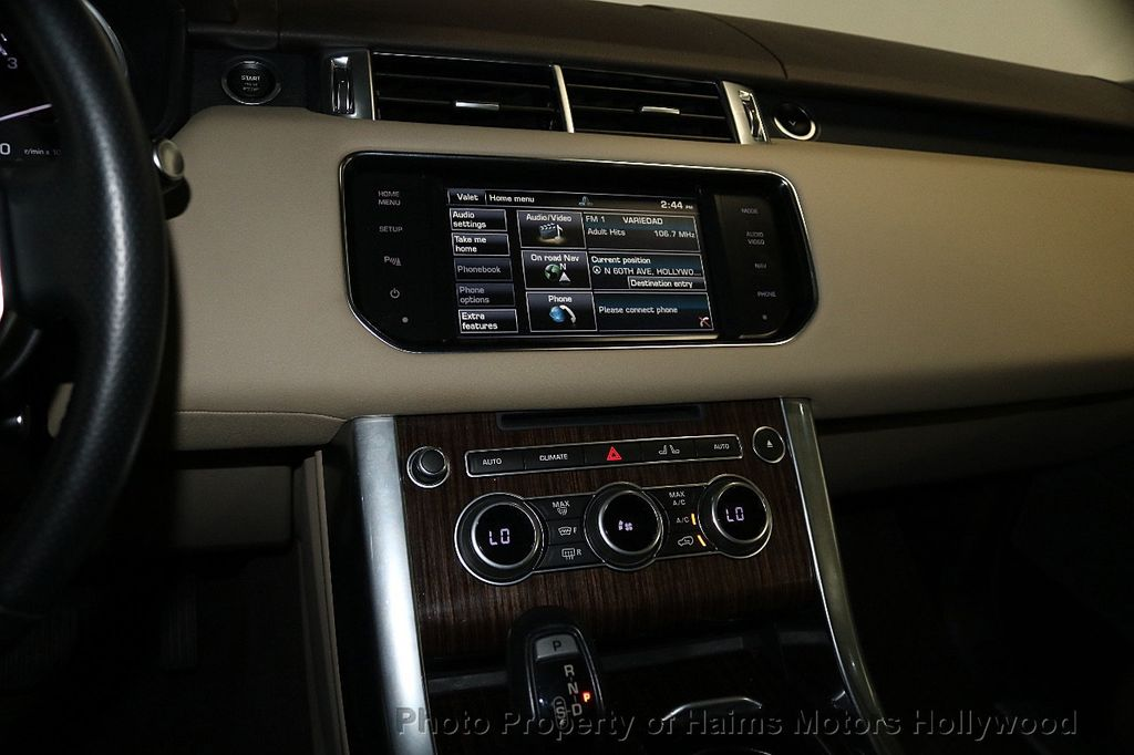 2014 Land Rover Range Rover Sport 4WD 4dr HSE - 18411530 - 22