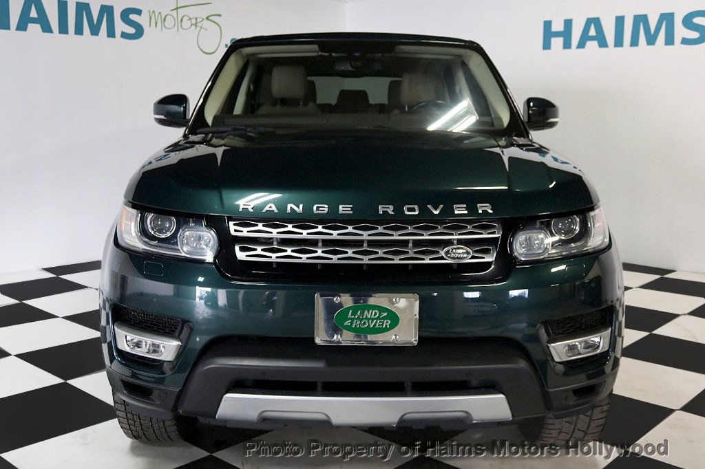 2014 Land Rover Range Rover Sport 4WD 4dr HSE - 18411530 - 2