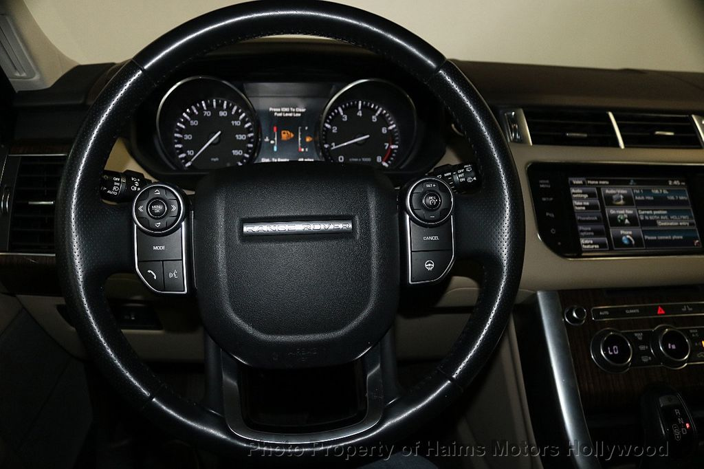 2014 Land Rover Range Rover Sport 4WD 4dr HSE - 18411530 - 32