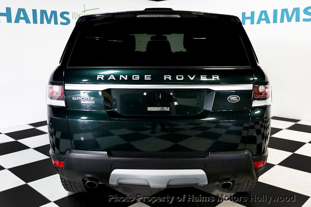 2014 Land Rover Range Rover Sport 4WD 4dr HSE - 18411530 - 5