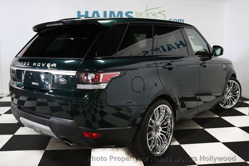 2014 Land Rover Range Rover Sport 4WD 4dr HSE - 18411530 - 6