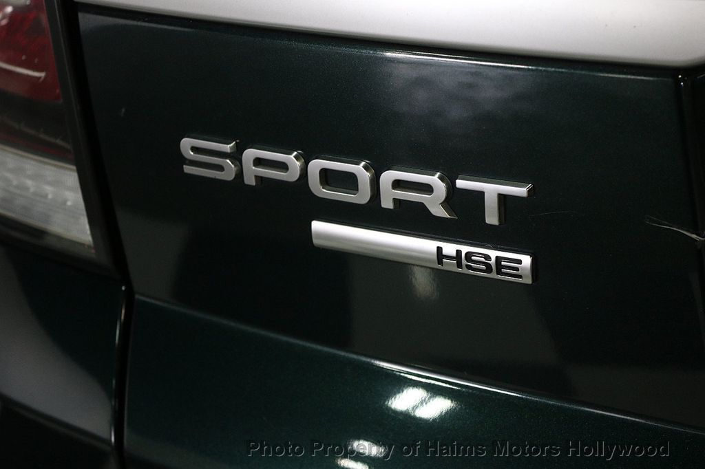 2014 Land Rover Range Rover Sport 4WD 4dr HSE - 18411530 - 8
