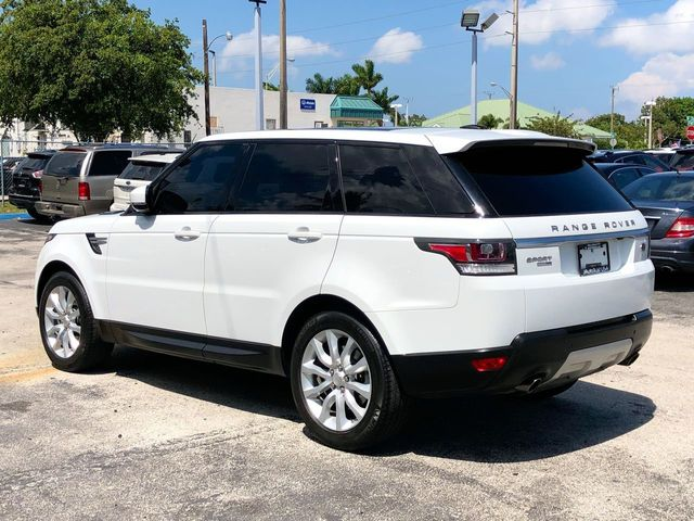 2014 Used Land Rover Range Rover Sport 4WD 4dr HSE at A Luxury Autos  Serving Miramar, FL, IID 18875869