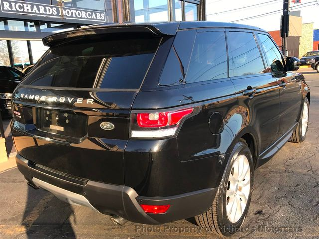 2014 Land Rover Range Rover Sport 4WD 4dr HSE - Click to see full-size photo viewer