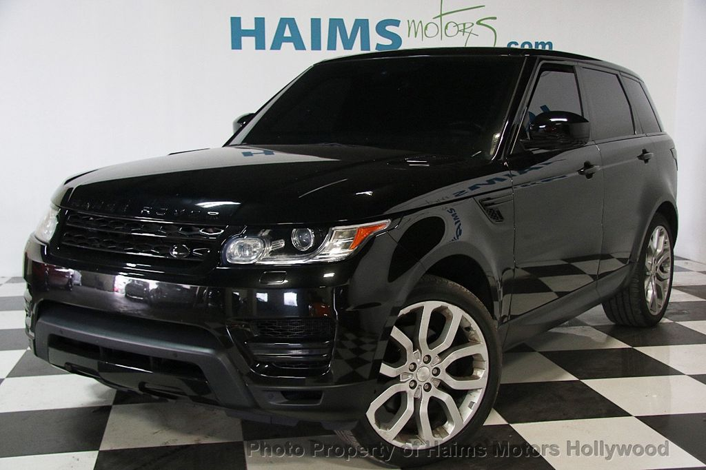 Used Range Rover Sport >> 2014 Used Land Rover Range Rover Sport 4wd 4dr Se At Haims Motors