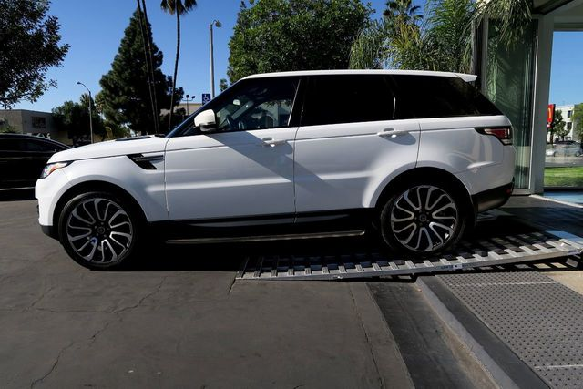 2014 Land Rover Range Rover Sport 4WD 4dr SE - Click to see full-size photo viewer