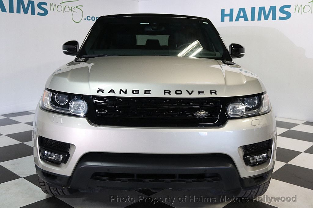 2014 Land Rover Range Rover Sport 4WD 4dr Supercharged - 17563075 - 2