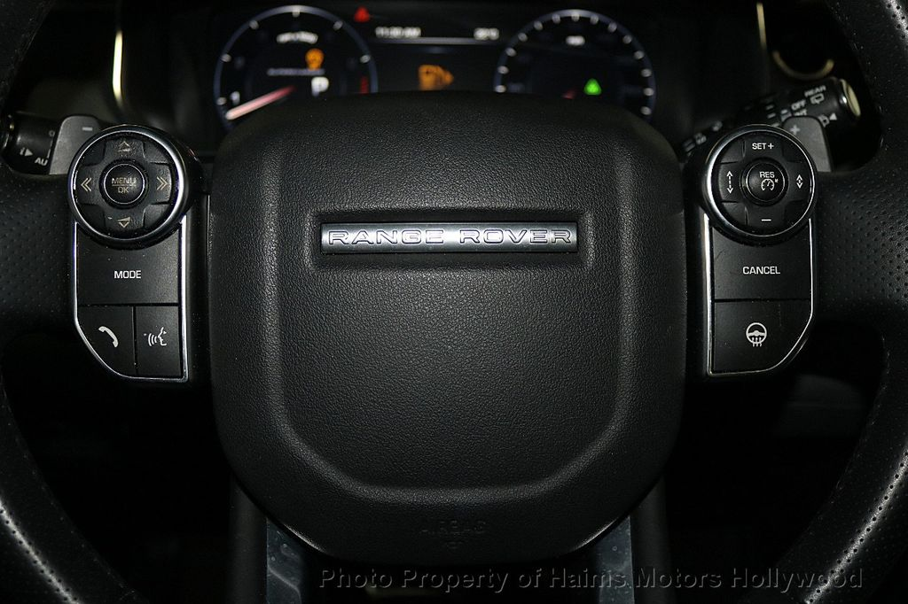 2014 Land Rover Range Rover Sport 4WD 4dr Supercharged - 17563075 - 31