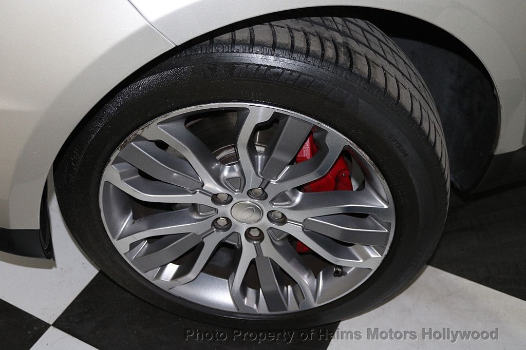 2014 Land Rover Range Rover Sport 4WD 4dr Supercharged - 17563075 - 38