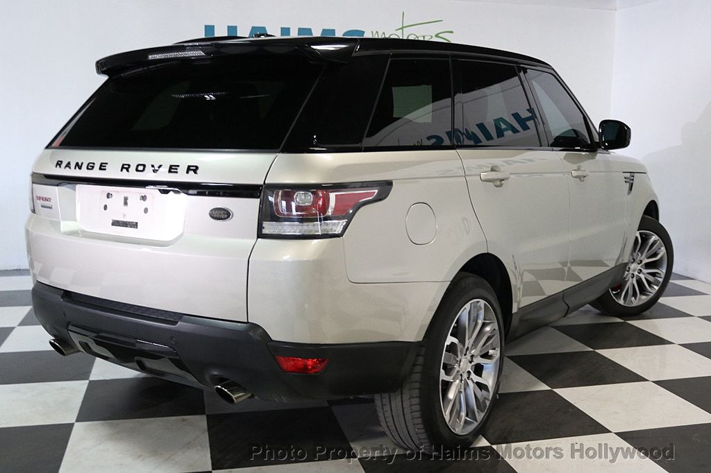 2014 Land Rover Range Rover Sport 4WD 4dr Supercharged - 17563075 - 6
