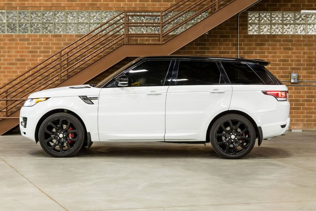 2014 Land Rover Range Rover Sport 4WD 4dr Supercharged - 18146482 - 4