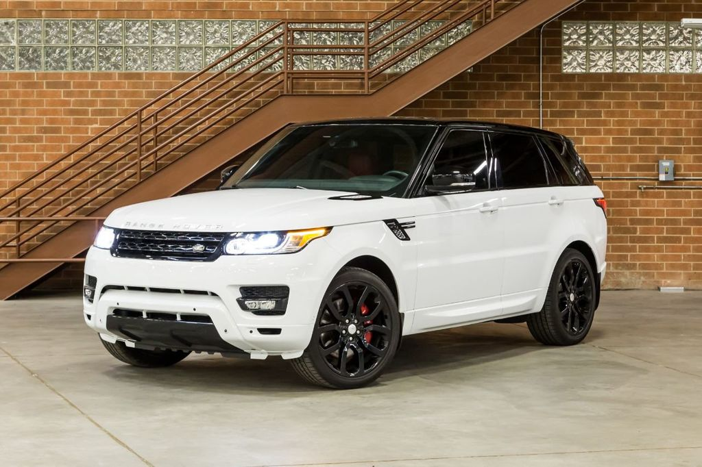 2014 Land Rover Range Rover Sport 4WD 4dr Supercharged - 18146482 - 5
