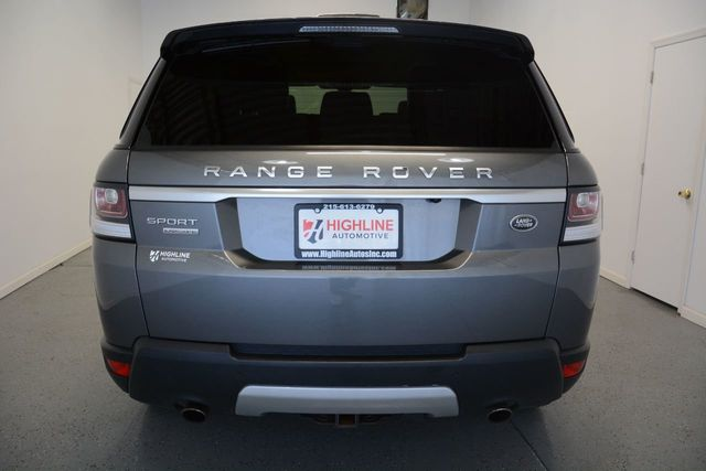 2014 Used Land Rover Range Rover Sport 4WD 4dr Supercharged at Highline  Automotive Serving Philadelphia, PA, IID 18895749