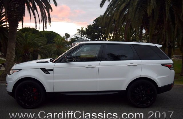 2014 Land Rover Range Rover Sport 4WD 4dr Supercharged - Click to see full-size photo viewer