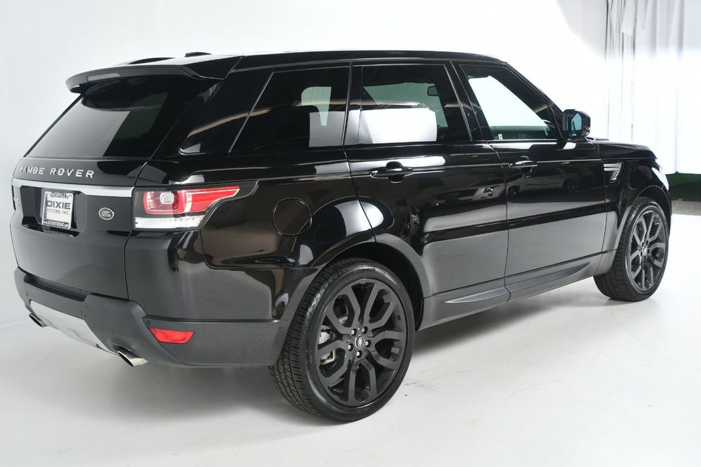 2014 Land Rover Range Rover Sport HSE-Navigation-Rear Vision-21 Inch Wheels-Pano Roof - 16867424 - 9