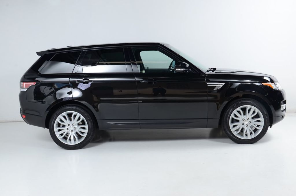 2014 Land Rover Range Rover Sport HSE-Navigation-Rear Vision-21 Inch Wheels-Pano Roof - 16867424 - 10