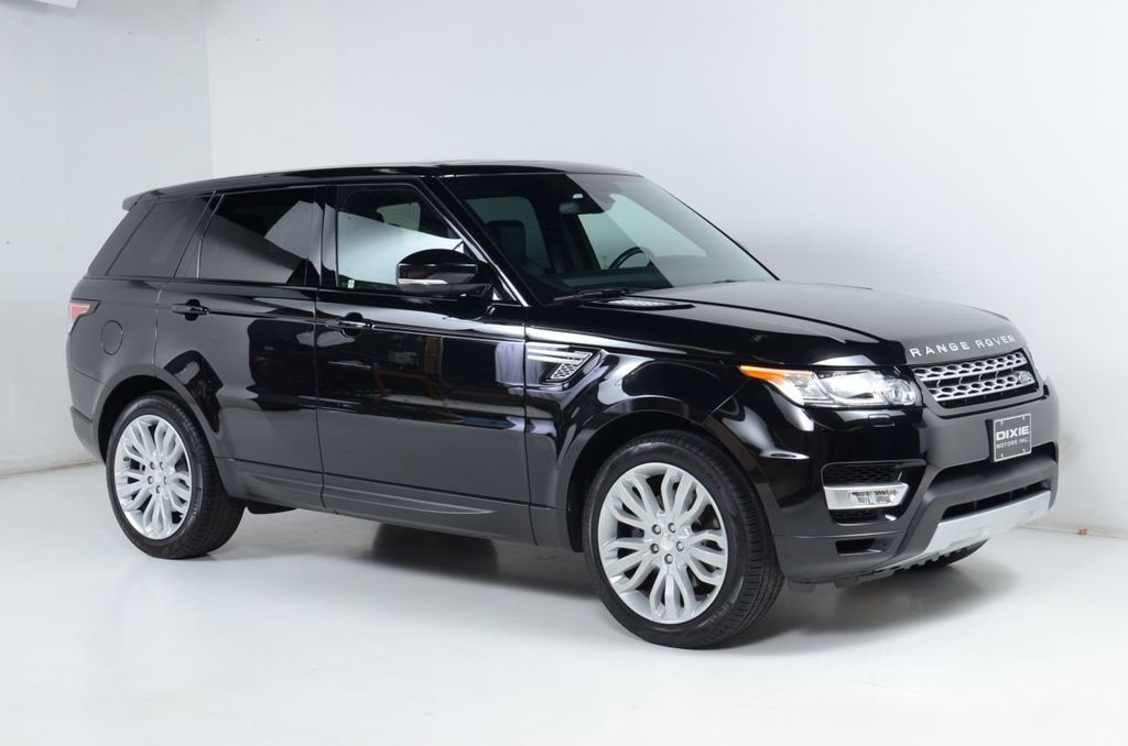 Range Rover Nashville >> 2014 Used Land Rover Range Rover Sport HSE-Navigation-Rear Vision-21 Inch Wheels-Pano Roof at ...