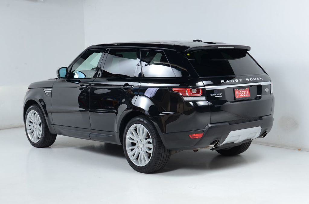 2014 Land Rover Range Rover Sport HSE-Navigation-Rear Vision-21 Inch Wheels-Pano Roof - 16867424 - 15