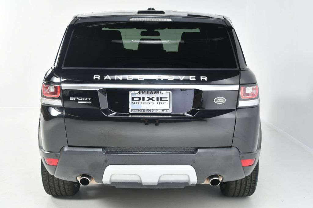 2014 Land Rover Range Rover Sport HSE-Navigation-Rear Vision-21 Inch Wheels-Pano Roof - 16867424 - 16