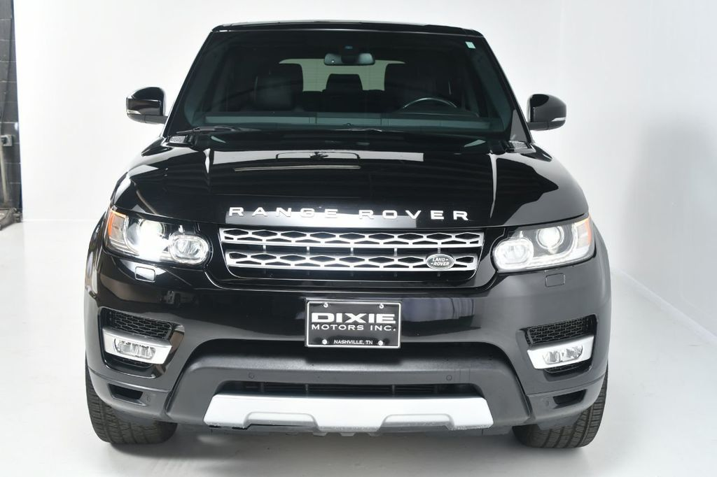 2014 Land Rover Range Rover Sport HSE-Navigation-Rear Vision-21 Inch Wheels-Pano Roof - 16867424 - 17