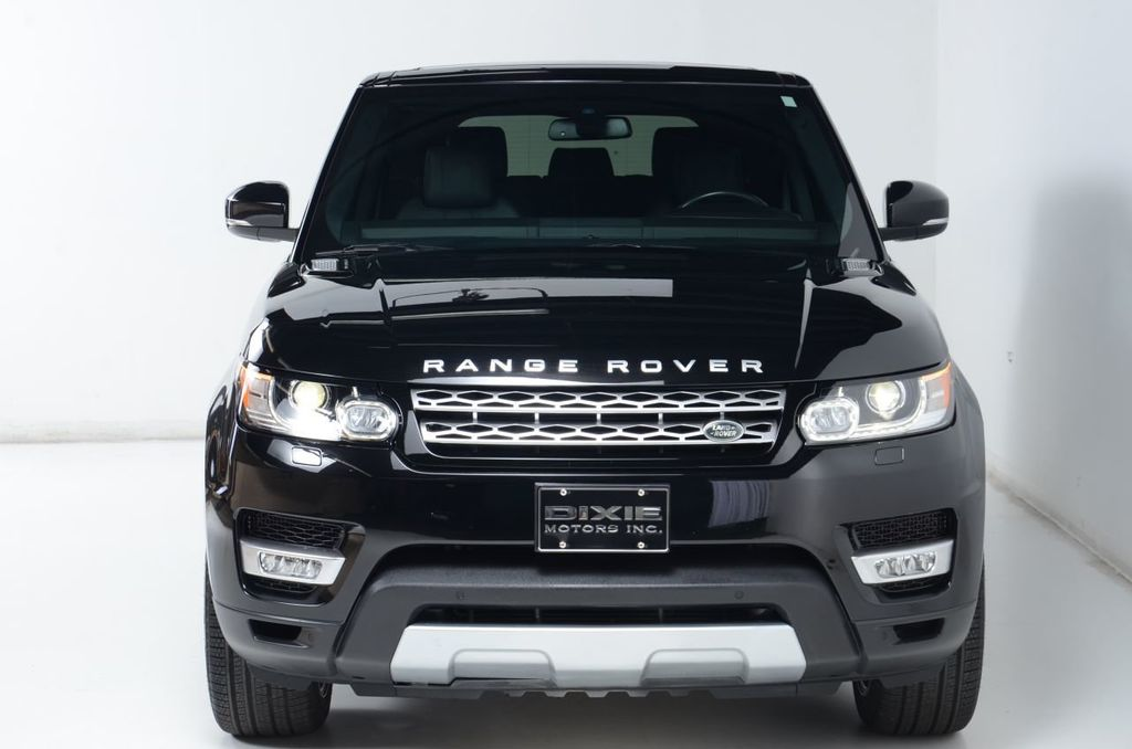 2014 Land Rover Range Rover Sport HSE-Navigation-Rear Vision-21 Inch Wheels-Pano Roof - 16867424 - 18