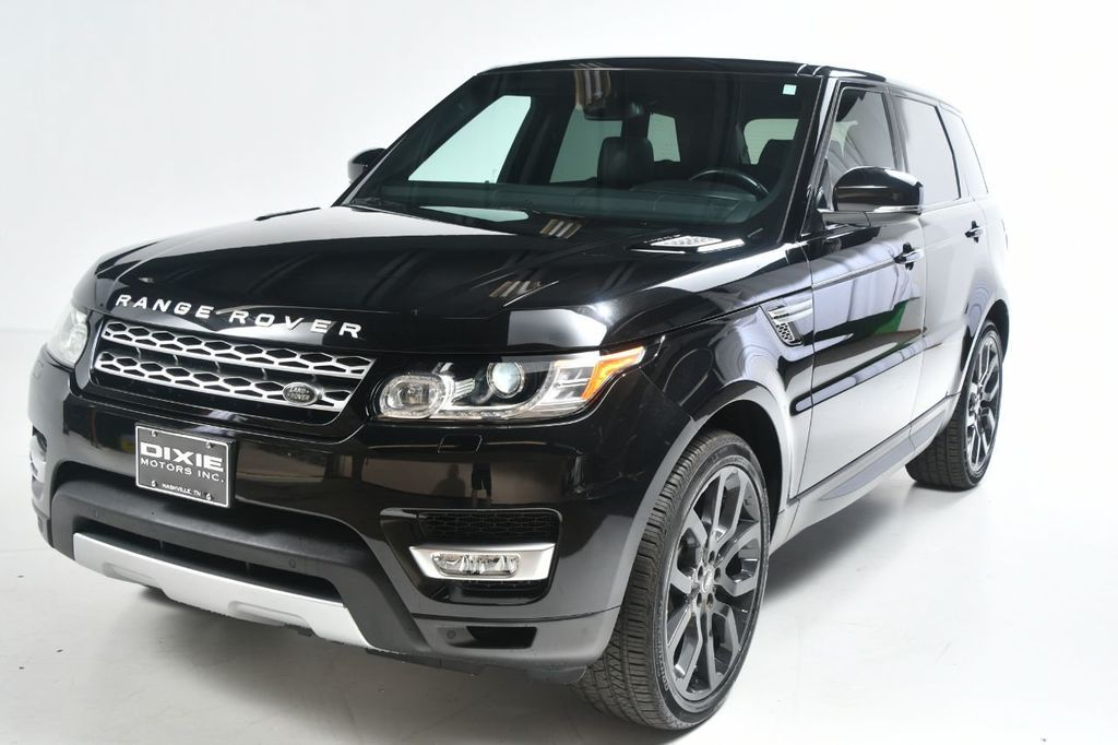 2014 Land Rover Range Rover Sport HSE-Navigation-Rear Vision-21 Inch Wheels-Pano Roof - 16867424 - 1