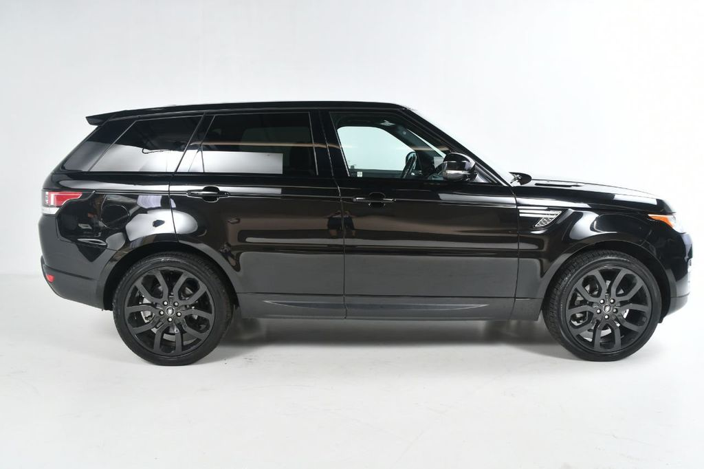 2014 Land Rover Range Rover Sport HSE-Navigation-Rear Vision-21 Inch Wheels-Pano Roof - 16867424 - 2
