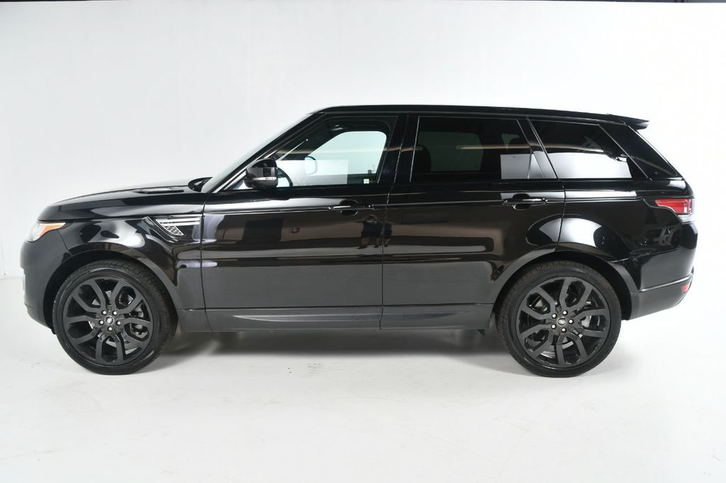 2014 Land Rover Range Rover Sport HSE-Navigation-Rear Vision-21 Inch Wheels-Pano Roof - 16867424 - 3